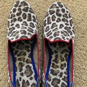 Rothys Leopard size 7